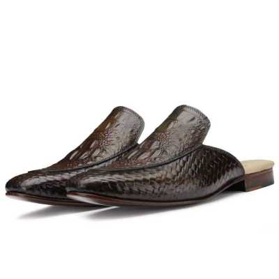 The Georgetown Slippers Mules