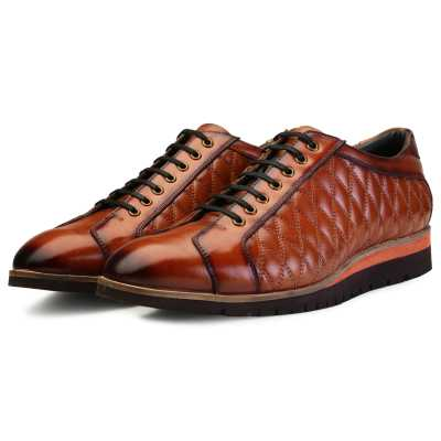 Scipio Weaved Sneakers - Escaro Royale