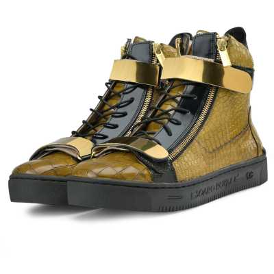Maximus Hightop Sneakers