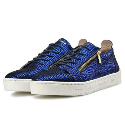 Hercules Blue Sneakers