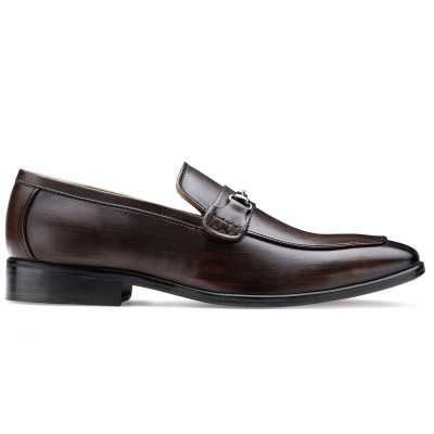 The Vermont Bit Loafer In Brown