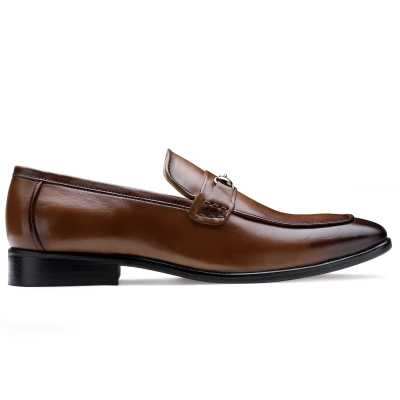 The Vermont Bit Loafer In Tan