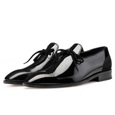 Erving Tied Tassel Loafers