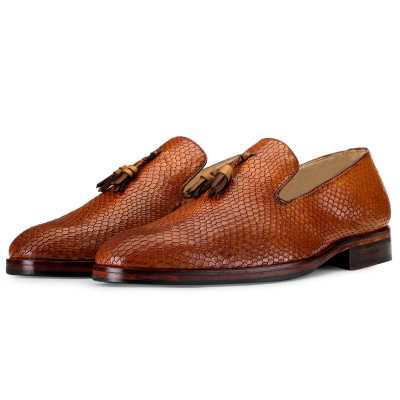 Bourne Designer Slipon Loafers