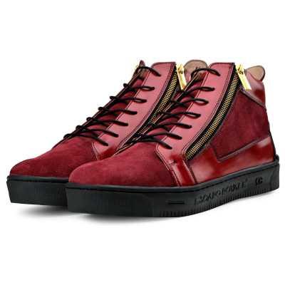 Dustin Hightop Sneakers