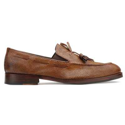 Hilton Bow Tassel Loafers