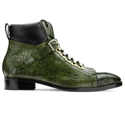 Faris Ankle Boots