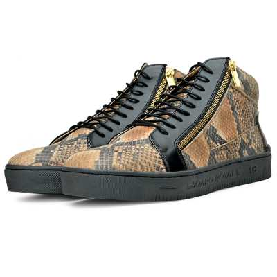 Falcon Hightop Sneakers