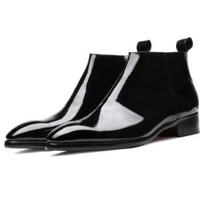 Kelso Zipper Boots