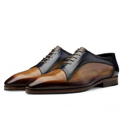 The Hawk Derby Shoes