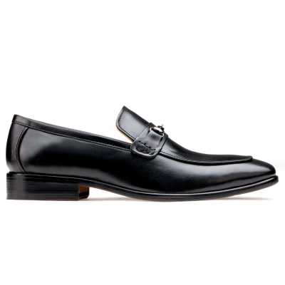 The Vermont Bit Loafer In Black