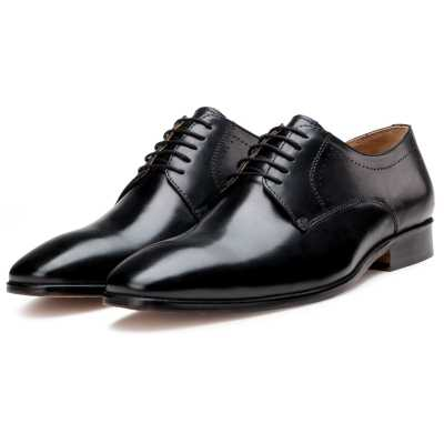 The Jersey Classic Corporate Derby in Black