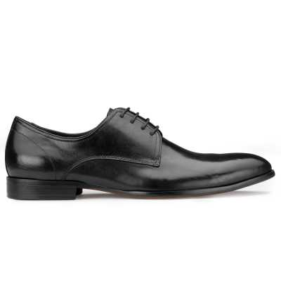 Plain Black Dress Shoes