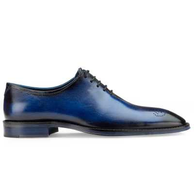 Blue Medallion Wholecut Oxford