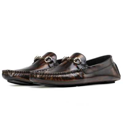 Branson Loafers Brown