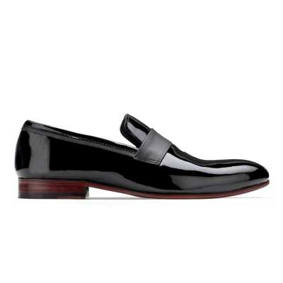The Hugo Slip-Ons in Black