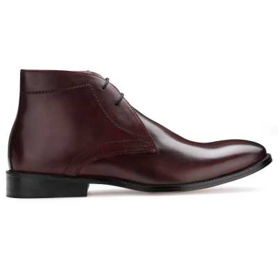 The Munich Chukka Boots in Cognac