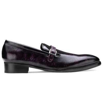 Mushashi Strap Loafers - Escaro Royale