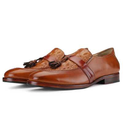 The Fortmill Tassel Loafers