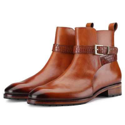 Jodhpur Boot In Cognac