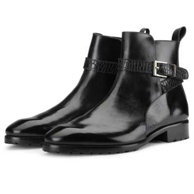 Jodhpur Boot In Black