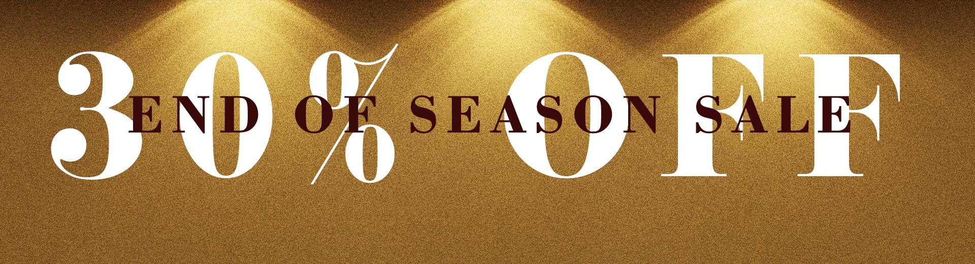 Escaro End Of Season Sale