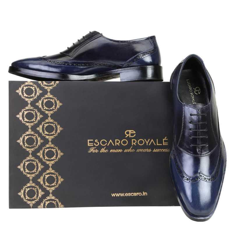 Witman Designer Brogues - Escaro Royale