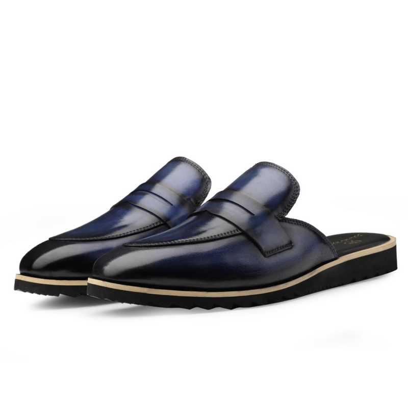 Kobe Slippers Mules - Escaro Royale
