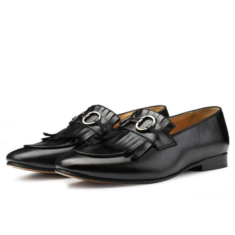 Ortiz Horsebit Loafers