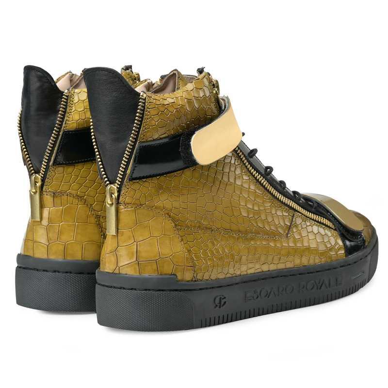 Maximus Hightop Sneakers