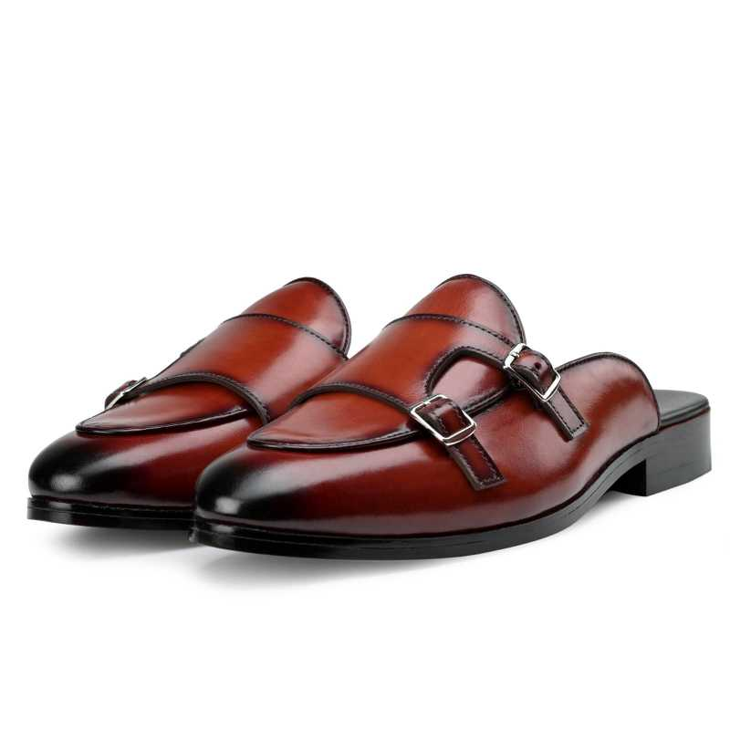 Luther Slipper Mules