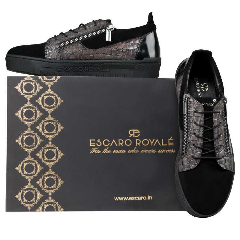 Houston Black Sneakers