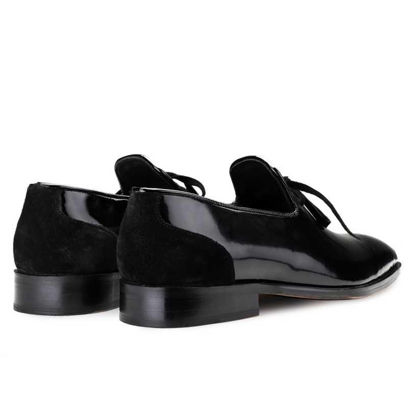 Erving Tied Tassel Loafers