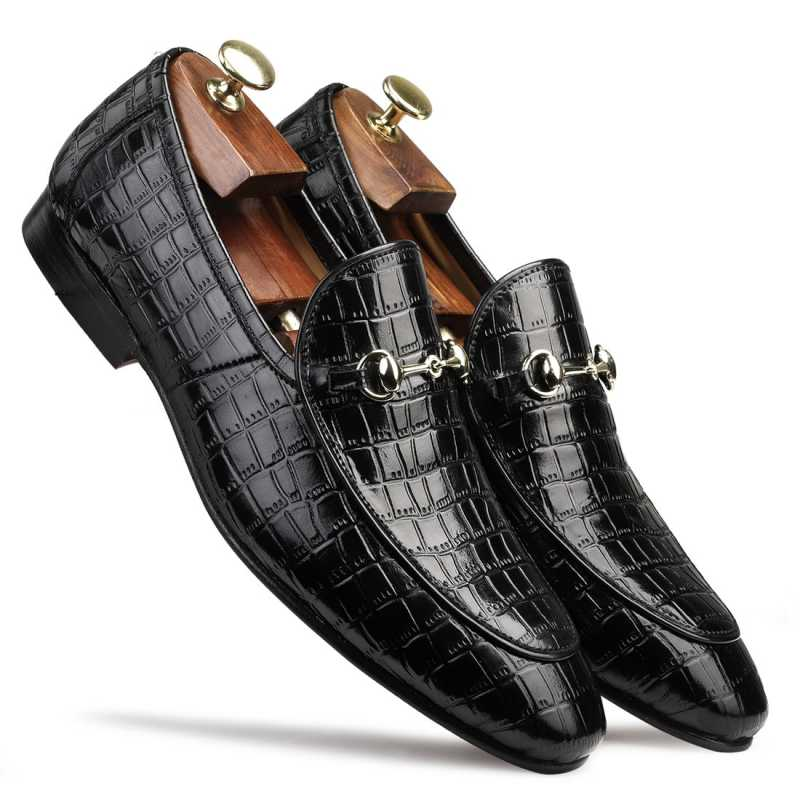 Oscar Horsebit Loafers - Escaro Royale