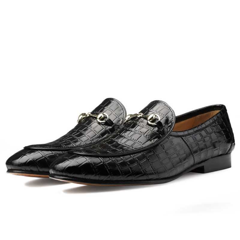 Oscar Horsebit Loafers