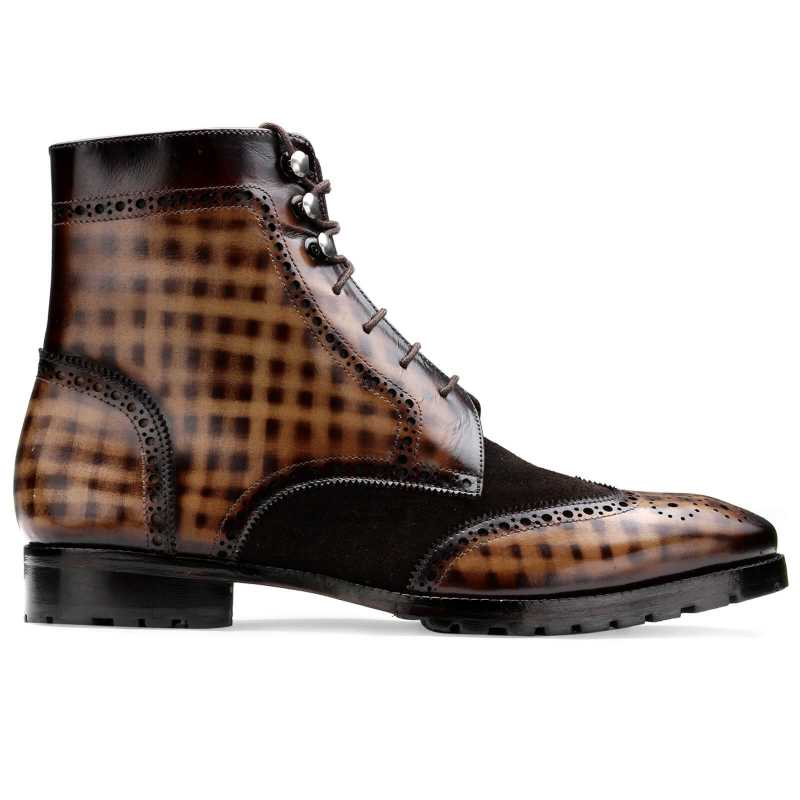 Alvaro Lace-up Boots - Escaro Royale