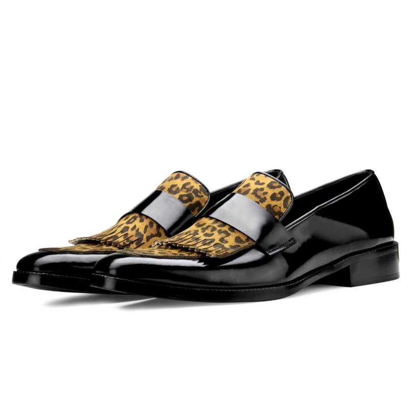 Villard Designer Slip-on Loafers