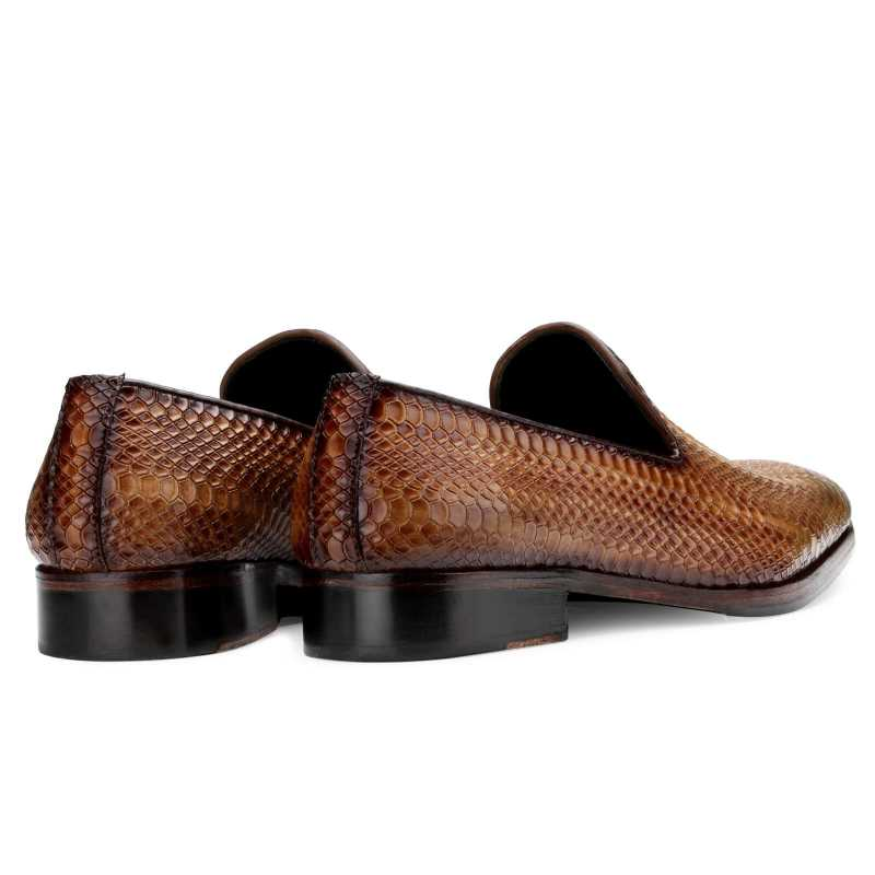 Herbert Slip-on Loafers - Escaro Royale