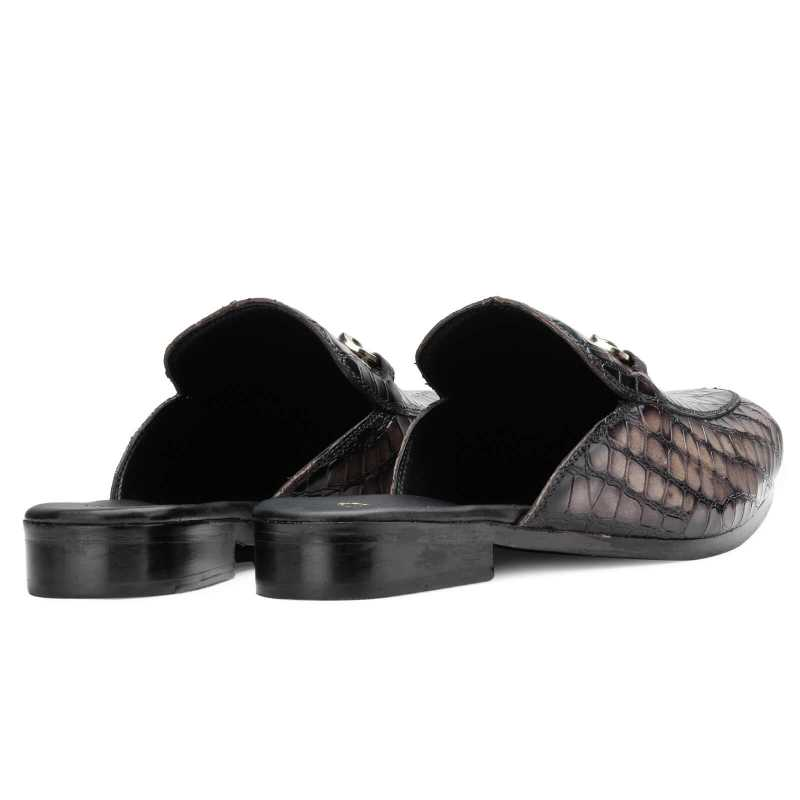 Tanguy Slippers Mules Grey