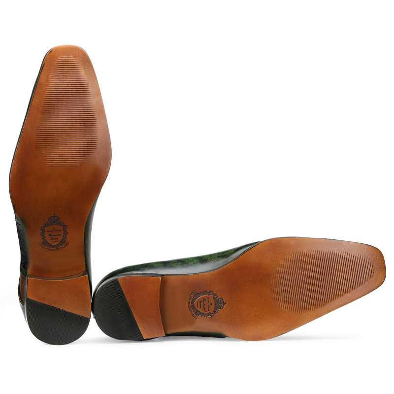 Herve Designer Oxfords - Escaro Royale