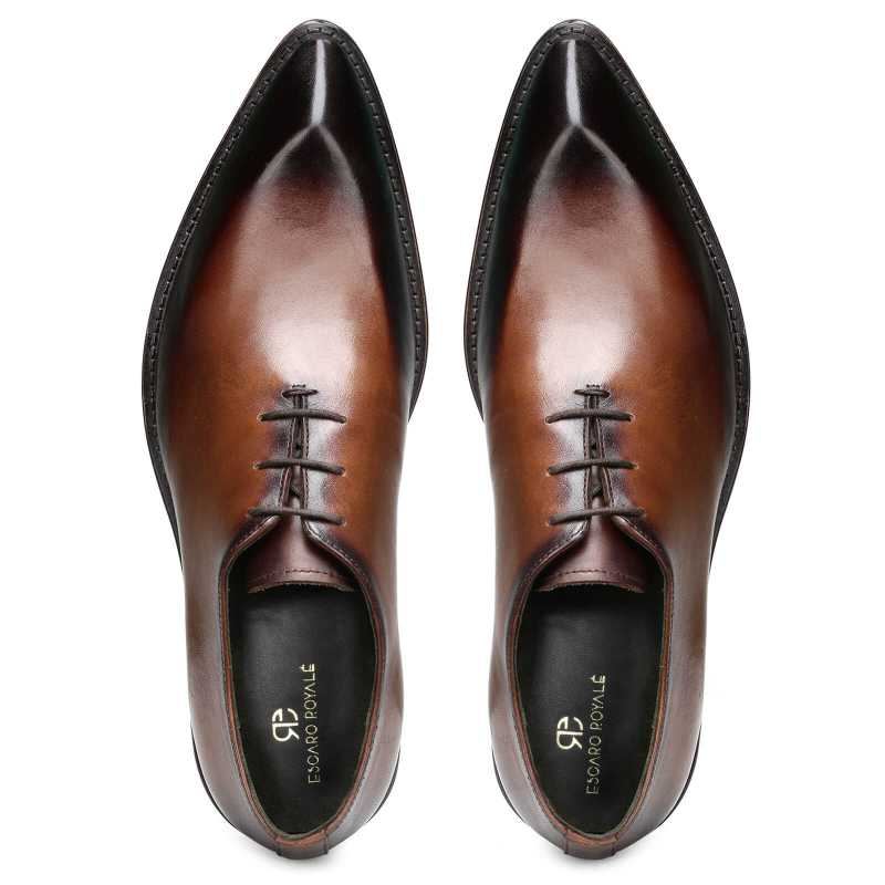 Connery Snip Toe Oxfords