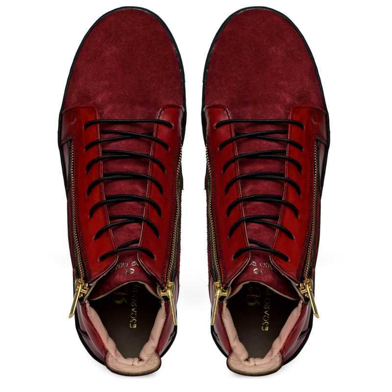 Dustin Hightop Sneakers - Escaro Royale