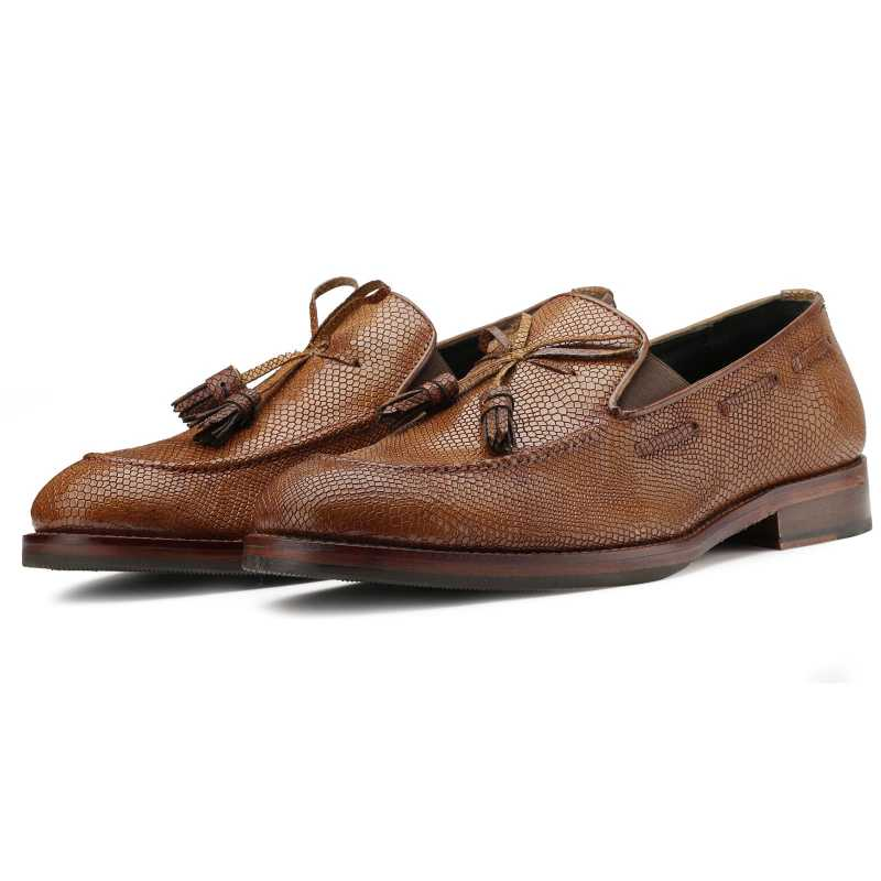 Hilton Bow Tassel Loafers