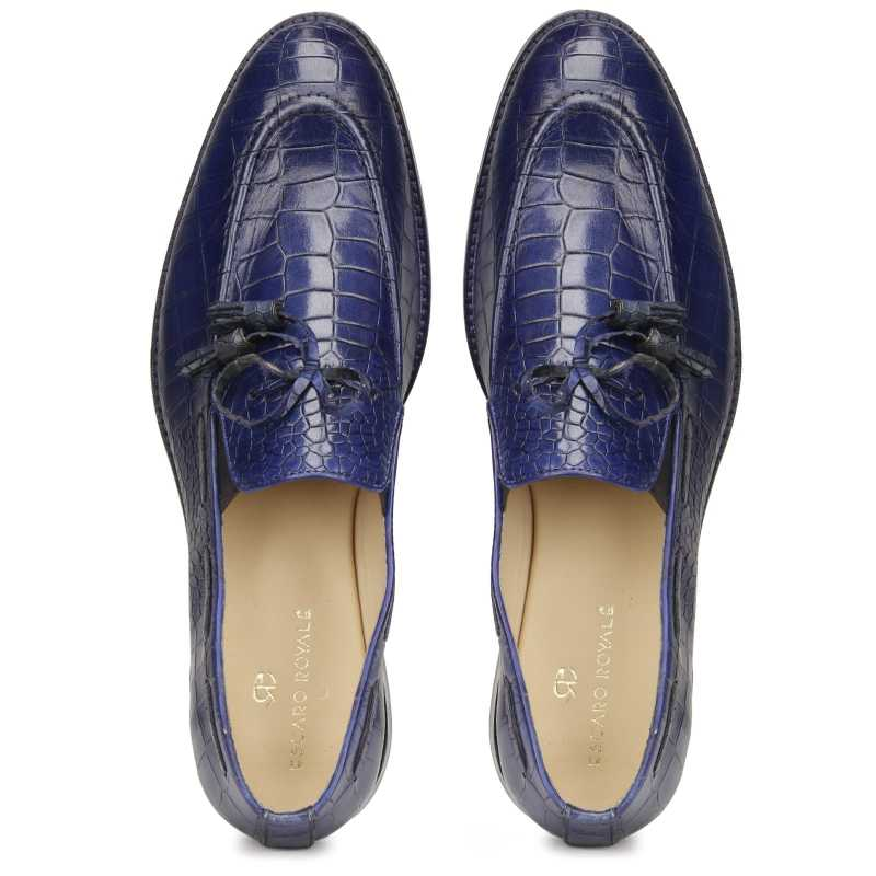 Columbia Bow Tassel Loafers