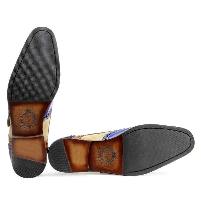 Julius Designer Monk strap - Escaro Royale