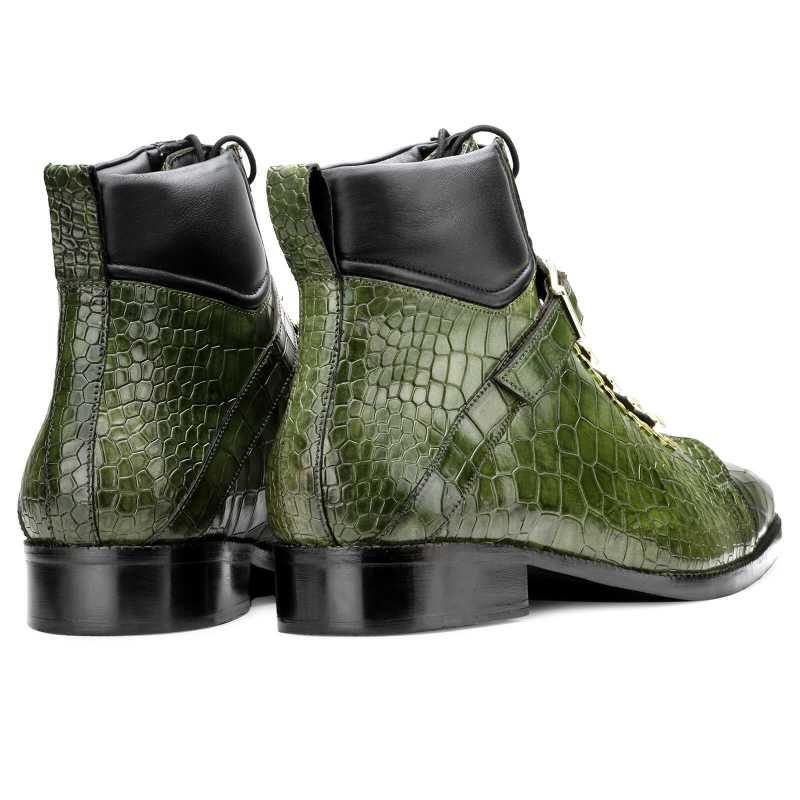 Faris Ankle Boots - Escaro Royale