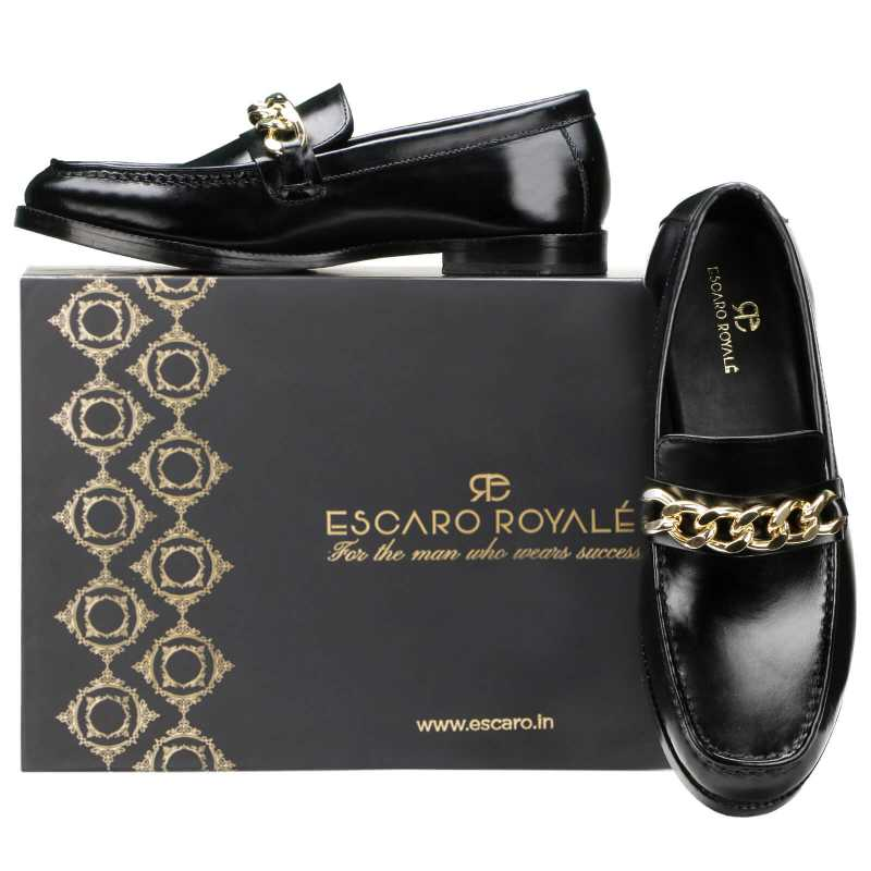 Maximo Slip-On Loafers - Escaro Royale