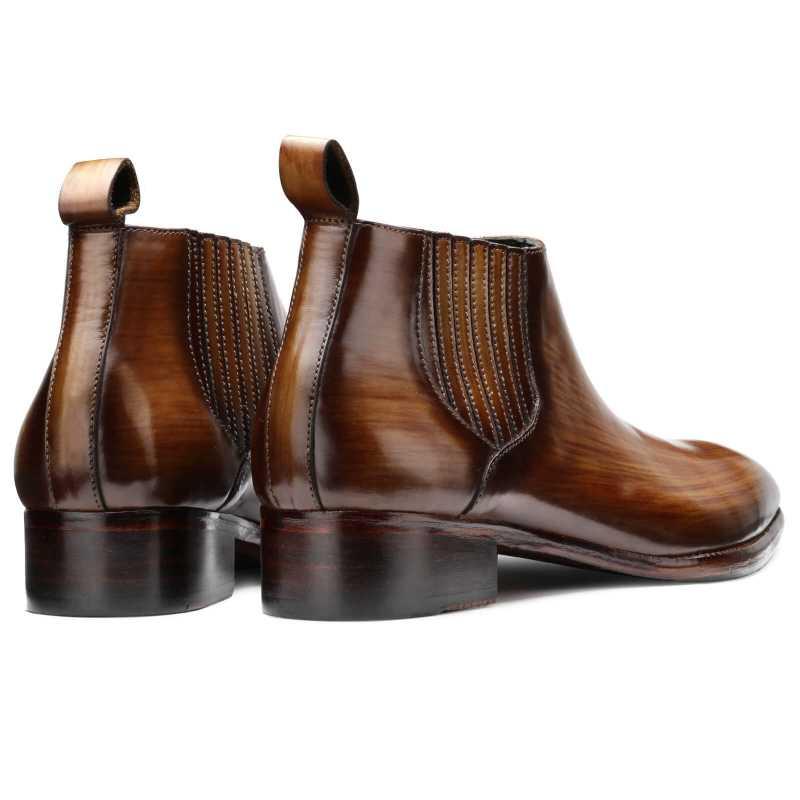 Arkle Chelsea Boots Cognac