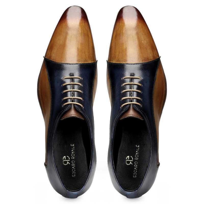The Hawk Derby Shoes - Escaro Royale