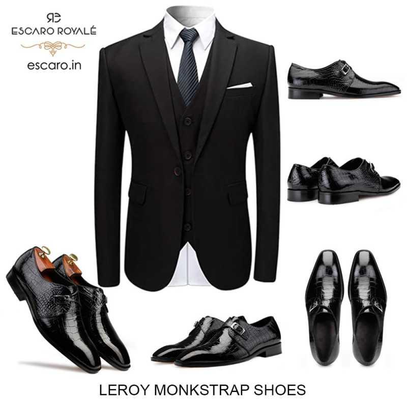 Leroy Monkstrap Shoes